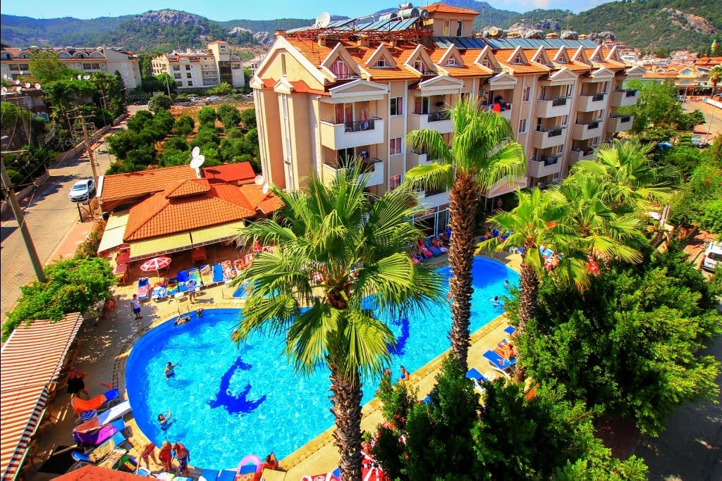 Penthouse Apart - Club Sun Smile Marmaris